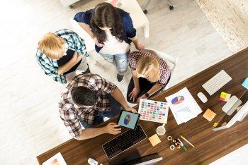 Ausbildung grafikdesign alle infos medien for Grafik design ausbildung frankfurt